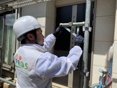 志木市幸町にて屋根外壁塗装のご契約