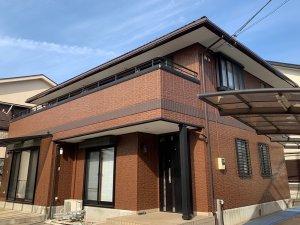 埼玉県狭山市 2階建て住宅の屋根外壁塗装