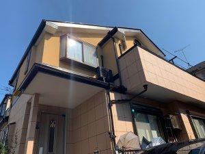 埼玉県富士見市 2階建て住宅の屋根外壁塗装