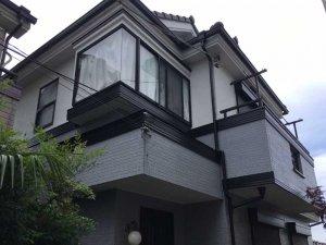 埼玉県所沢市 木造2階建て住宅のサイディング外壁塗装