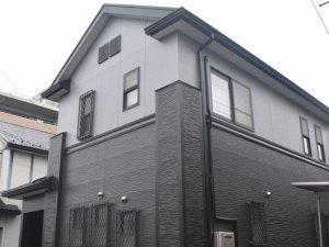 埼玉県富士見市 木造2階建て住宅の外壁塗装